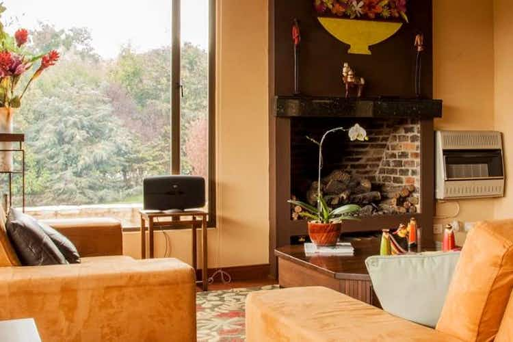 Portada Casa en venta en Santa Isabel con chimenea