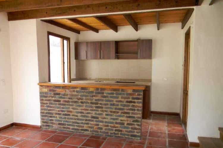 Portada Casa en venta en Casco Urbano La Calera de 116 mt con Chimenea