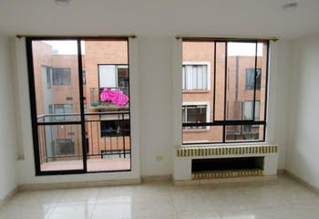 Apartamento en venta en Casco Urbano Mosquera, 64m² con Gimnasio...