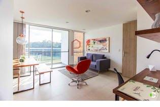 Apartamento en venta en Santa Ana-Rionego de 72 mt2. con balcón.