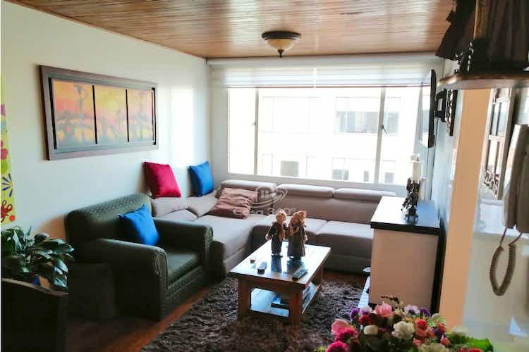 Portada Apartamento en venta en Barrio Cedritos, de 65mtrs2