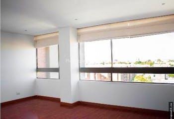 Aparta-estudio en venta en alhambra de 46.63mt2 con terraza.