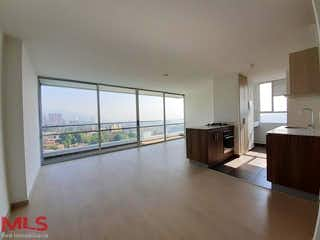 Una vista de una sala de estar y una sala de estar en Quinta Estrella