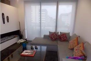 Apartamento La Cabrera, Chico - 165mt, tres alcobas, balcón