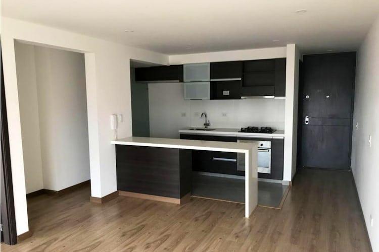 Portada Apartamento en Cedritos, Cedritos - 57mt, una alcoba, balcón