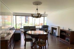 Apartamento en venta en Rincón del Chicó de 137mt2 con terraza