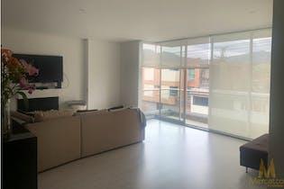 Apartamento en venta en Cedritos, 100m² con Bbq...