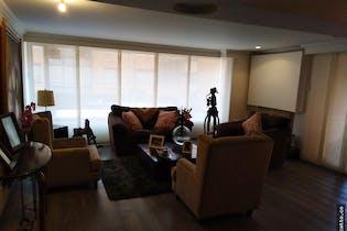 Apartamento en venta en Chicó de 161m² con Balcón...