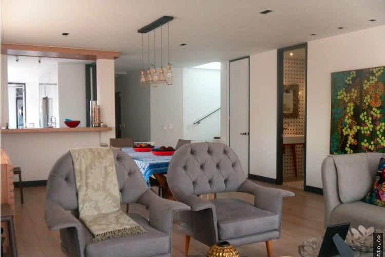 Portada Apartamento Duplex en venta en Chicó Navarra con Chimenea