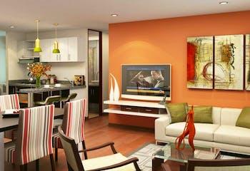 Mirador del Campo, Apartamentos en venta en Tibito de 2-3 hab.