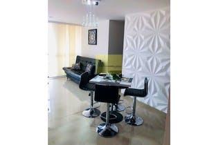 Apartamento en venta en Rosales 85m² con Bbq...