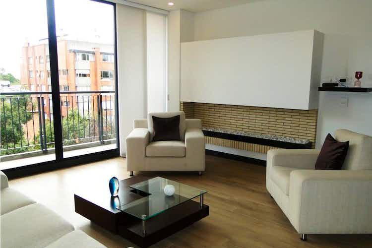 Portada Apartamento en venta en Chicó Reservado de 122 mt2.