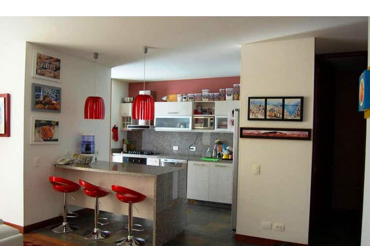 Portada Apartamento en venta en Chicó Reservado de 91 mt con balcón