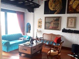 Casa en venta en Chapinero Alto, Bogotá