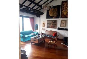 Casa en venta en Chapinero Alto de 3 alcobas