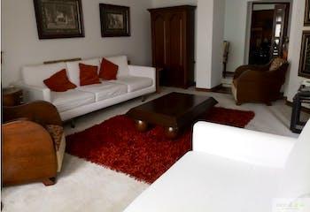 Apartamento en venta en Chicó Navarra, 210m² con Zonas húmedas...