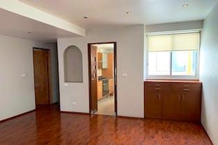 Departamento en venta en Santa María Nonoalco de 131 mt