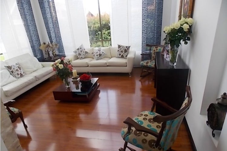 Portada Casa en Cajicá-Cundinamarca, con 4 Habitaciones - 526.18 mt2.