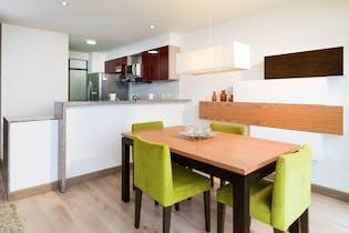 Proyecto nuevo en Reserva de Mazurén, en con 102m², Apartamentos nuevos en Mazurén con 3 habitaciones
