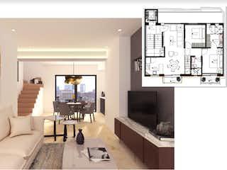 Una sala de estar llena de muebles y una ventana en Villalongin