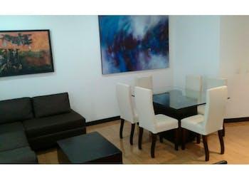 Apartamento en venta en El Nogal de 1 hab. con Piscina...