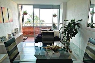 Apartamento en Venta en Los Tambos, de 59,96mtrs2 con balcón