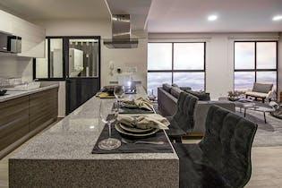 Residencial Toreo, Departamentos en venta en San Lorenzo Tlaltenango de 2-3 hab.