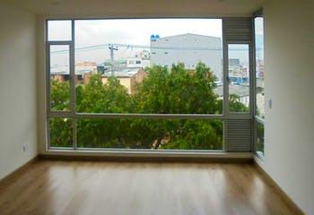 Apartamento en venta en Galerías de 1 hab. con Bbq...