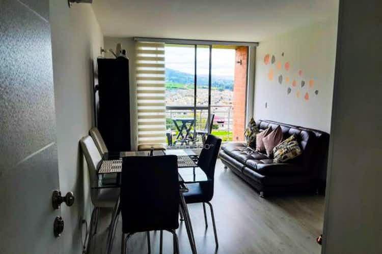 Portada Apartamento en venta en Casco Urbano Zipaquirá de 70.97mt2 con balcón.
