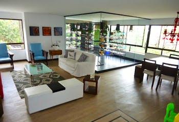 Apartamento en venta en El Tesoro de 3 alcobas