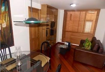 Apartamento en venta en Chicó Navarra, 48m²