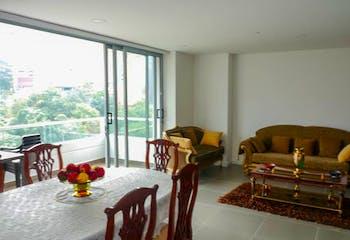 Apartamento en venta en El Tesoro, 124m² con Gimnasio...