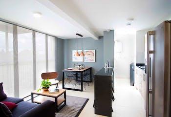 Apartamento en venta en La Laja de 3 hab. con Gimnasio...