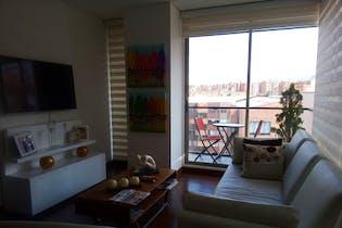 Apartamento en Venta en Bella Suiza, de 116mtrs2 con balcón