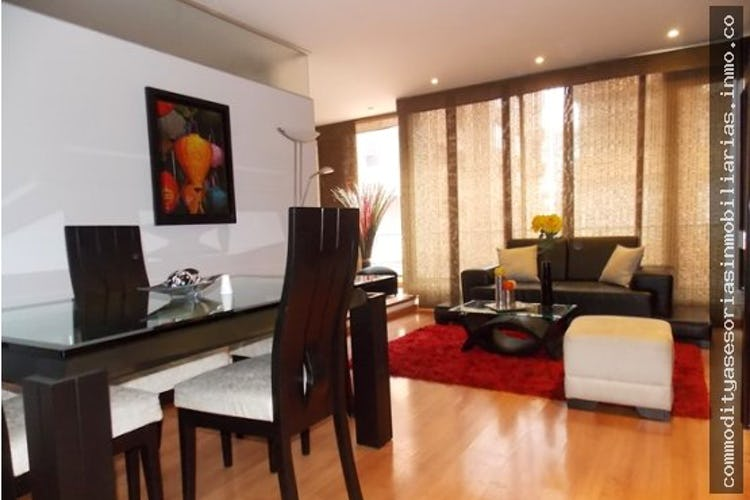 Portada Venta o Renta apartamento Amoblado Chico, Bogota