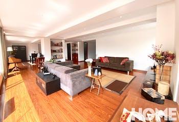 Apartamento en venta en Chicó Navarra de 213m² con Zonas húmedas...