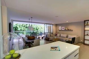 Apartamento en venta en La Magnolia, 134m² con Jardín...