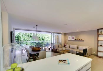 Apartamento en venta en La Magnolia con acceso a Jardín