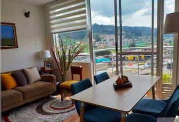 Apartamento en venta en Casco Urbano Tocancipá de 51,23mt2