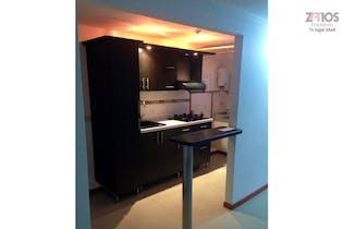Apartamento en venta en Bomboná No. 2 de 55m²