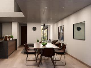 Una sala de estar llena de muebles y una mesa en Pennsylvania 217