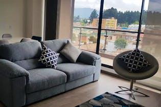 Apartamento en venta en Casco Urbano Chía con Jardín...