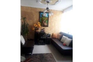 Casa en venta en Casco Urbano Funza de 75 mts2 de 3 pisos