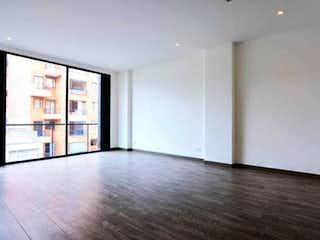 Una vista de una sala de estar desde el pasillo en  Penhouse En Venta En Santa Paula de 84mt2