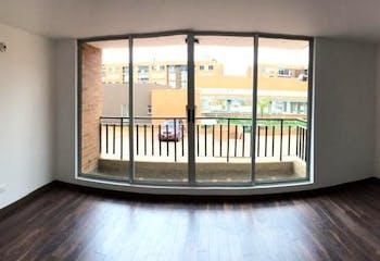 Apartamento en venta en Casco Urbano Chía 95m² con Piscina...