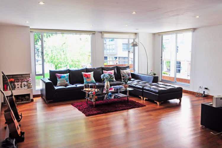 Portada Apartamento En Venta En Rincón del Chicó de 114,62mt2 con terraza.