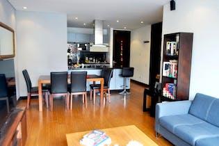 Apartamento en venta en Chicó Navarra de 87m² con Gimnasio...