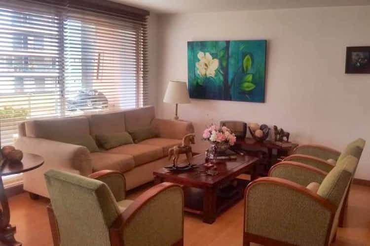 Portada Apartamento en venta en Caobos Salazar con balcón