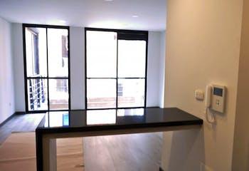 Apartamento en venta en Barrio Chapinero 42m² con Gimnasio...