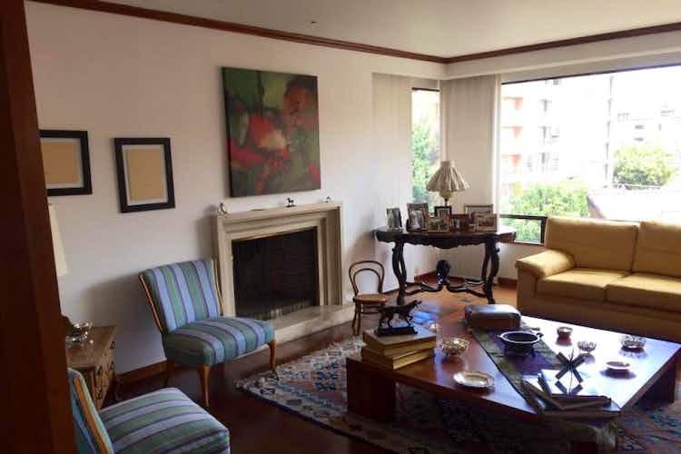 Portada Apartamento en venta en Chicó Navarra con terraza